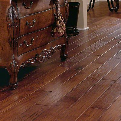 Hardwood Floors Anderson Flooring Virginia Vintage Engineered Hand Sed 5 In Hickory Autumn