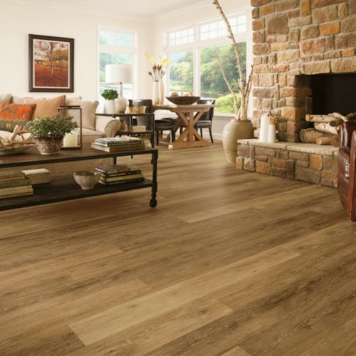 LUXE Plank w/ Rigid Core 6 IN. x 48 IN.  by Armstrong LVT & Rigid Core Flooring