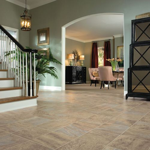 Gardenstone Tile Collection Cantabria By Bruce Laminate Flooring