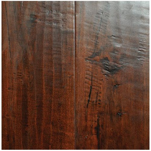 Hardwood Floors Johnson Flooring English Pub Collection 7 1 2 In Smoked Bourbon