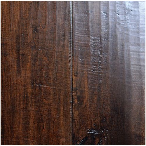 Handscraped Maple Whiskey. Hardwood Flooring ...