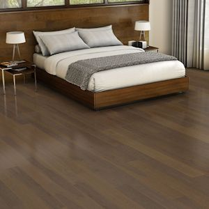 Atlantis Series Beech 5-3/16 IN. (Micro-V) by Lauzon Wood Floors