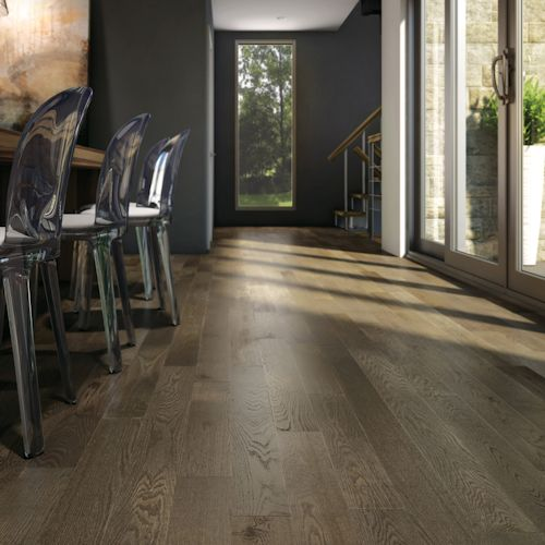 Authentik Series Red Oak 5-3/16 IN. (Micro-V) by Lauzon Wood Floors