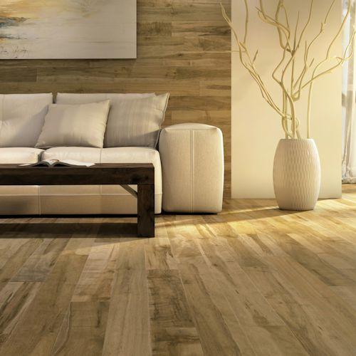 Organik Series Engineered Maple 5-3/16 IN. by Lauzon Wood Floors