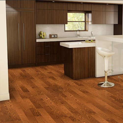 Red Oak Engineered 5-3/16 IN. (Micro-V) by Lauzon Wood Floors