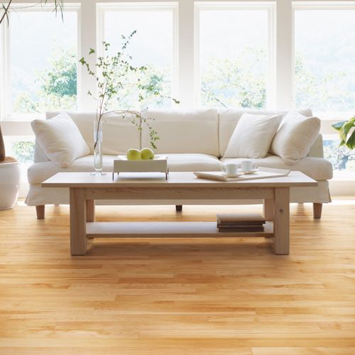 Yellow Birch Engineered 3-1/4 IN. (Square Edge) by Lauzon Wood Floors