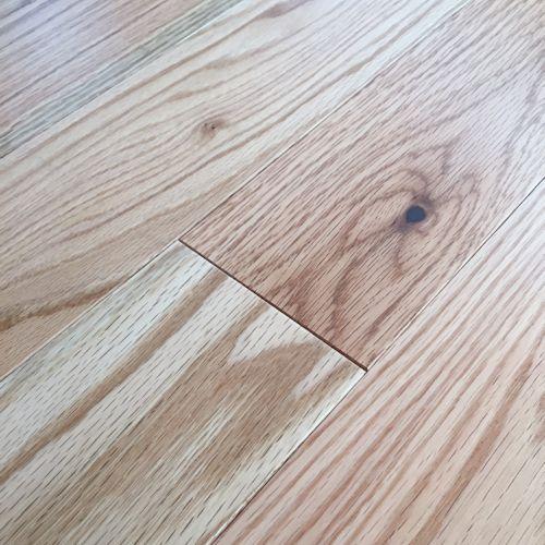 Hardwood Floors White Mountain Hardwood Flooring 3 14 In Red
