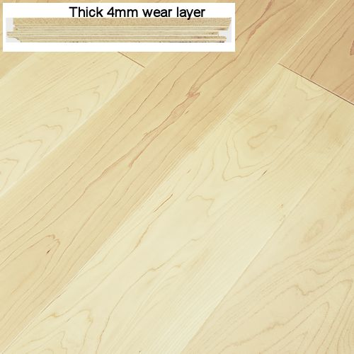 5 IN. Canadian Engineered by White Mountain Hardwood Flooring