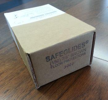 Floor Care Safeglide Felt Floor Protectors Tap In Felt
