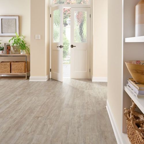 Luxe Plank W Rigid Core 7 In X 48 In By Armstrong Lvt