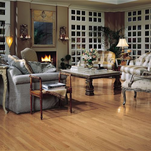 Natural Choice 5 16 X 2 1 4 Wide By Bruce Hardwood Flooring
