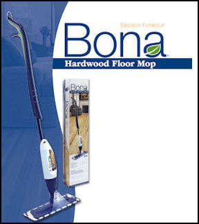 bona hardwood floor polish instructions