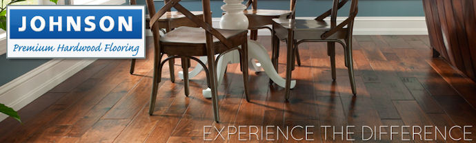 High Quality Johnson Hardwood Flooring