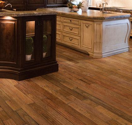Hardwood Floors Indusparquet Flooring 3 4 In X 5 1 2 Solid Handsed Exotics Brazilian Chestnut