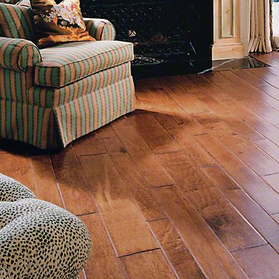 Virginia Vintage Hand Scraped 3, 5, 7 IN. Random Widths by Anderson Hardwood Flooring