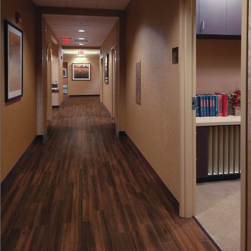 Natural creations arborart by armstrong lvt flooring for Commercial grade cork flooring