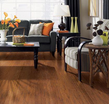 BRAND NAME: Harris Wood Flooring - Hardwood Floors: Harris Wood Flooring - Trailhouse Hickory