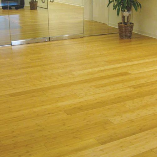 Engineered wide plank bamboo by hawa bamboo flooring for Engineered bamboo flooring