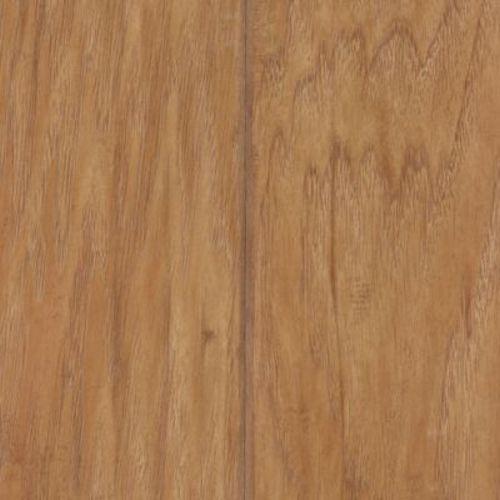 Laminate floors mohawk laminate flooring marcina for Pecan laminate flooring