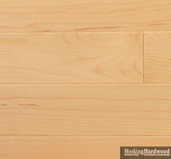 Hard Maple Natural Select and Better