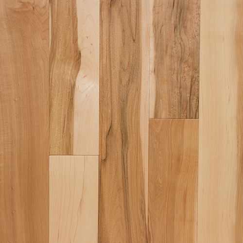 Natural Maple Entranceway By Mullican Flooring Www: Hardwood Floors: MooseWood Hardwood Flooring