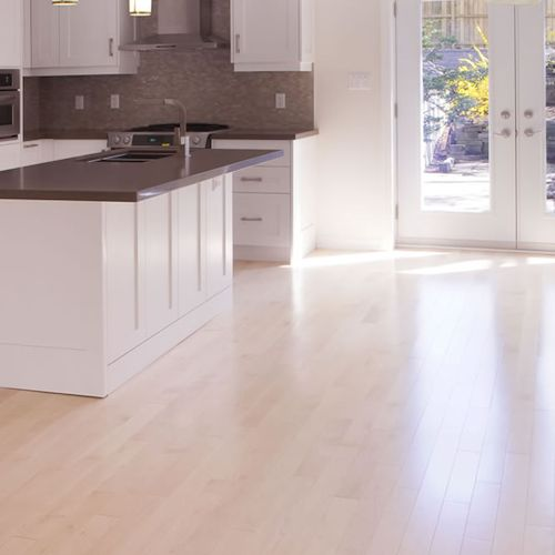 Maple 2-1/4 IN. Smooth by Vintage Hardwood Flooring