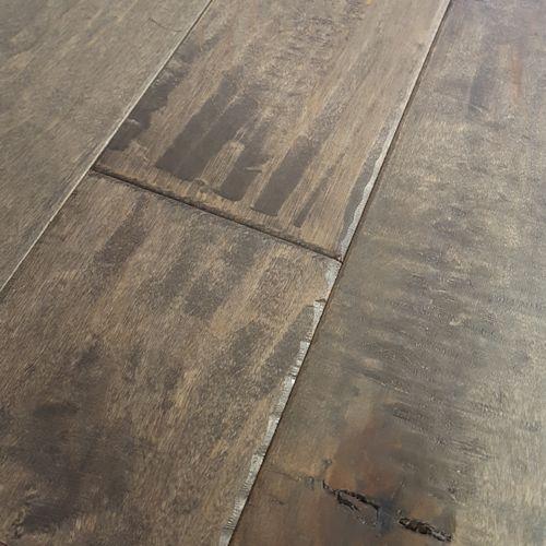 Marvelous Maple Ocean Gray. Hardwood Flooring EPHCOG6E