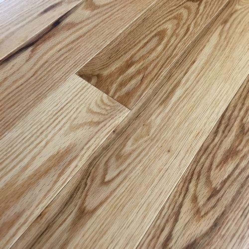 Hardwood floors lauzon wood floors lauzon special red for Wood flooring specials