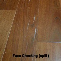 Avoid gaps cracks in hardwood flooring for Hardwood floors popping