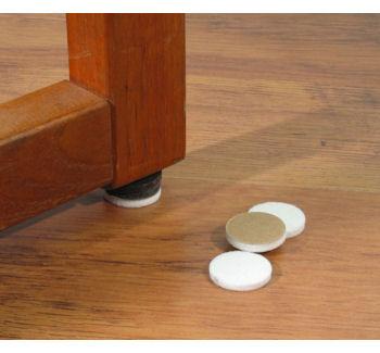 Floor Care Safeglide Felt Floor Protectors Self