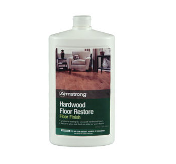 how to clean finished hardwood floors