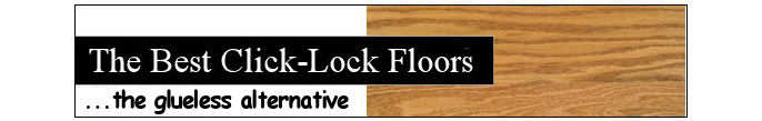 click lock floors
