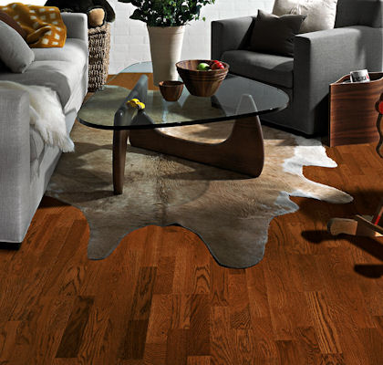 Hardwood floors kahrs wood flooring kahrs 3 strip oak for Hardwood floors nashville