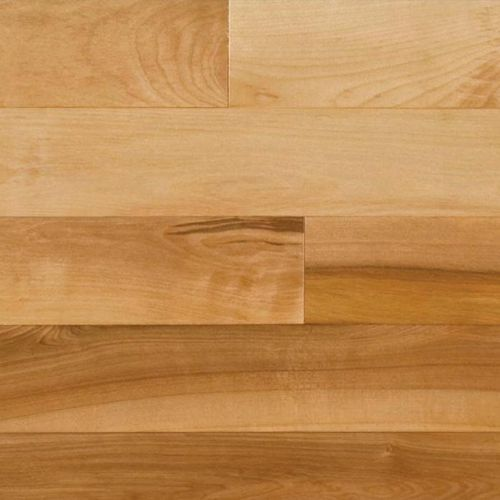 Hardwood floors lauzon wood floors essentials yellow for Birch hardwood flooring