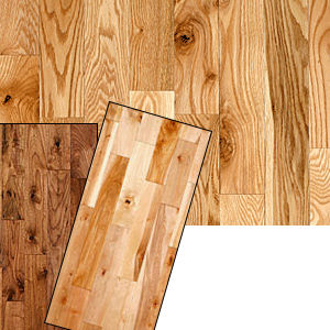 3-1/4 IN. Rustic Solids by Mont-Royal Hardwood Flooring