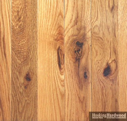 Hardwood floors mont royal hardwood flooring 2 1 4 in for Rustic red oak flooring