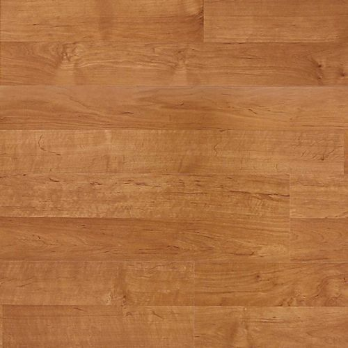 Laminate flooring underlayment attached to laminate flooring for Floor underlayment