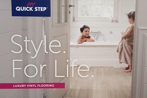 Hosking hardwood flooring quick step luxury vinyl flooring collection - Pose quick step uniclic ...