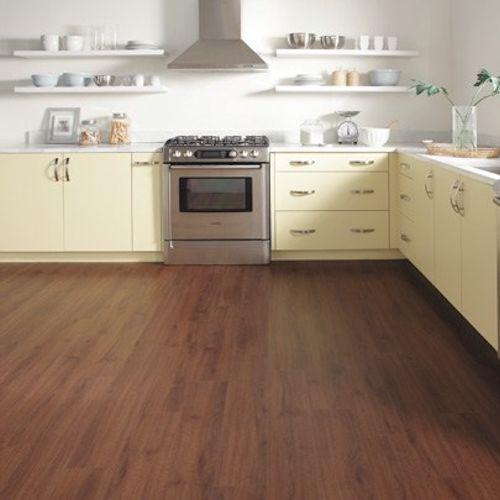 Strip w/ Attached Underlayment Pad by Tarkett Laminate Flooring