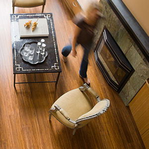 Synergy Strand Wide Plank Locking Bamboo by Teragren Bamboo Flooring